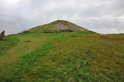 Cairn T at Loughcrew